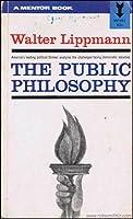 The Public Philosophy