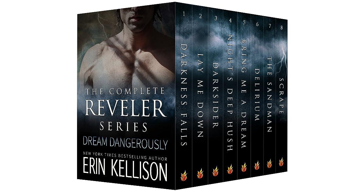 The Reveler Series Complete Boxed Set By Erin Kellison