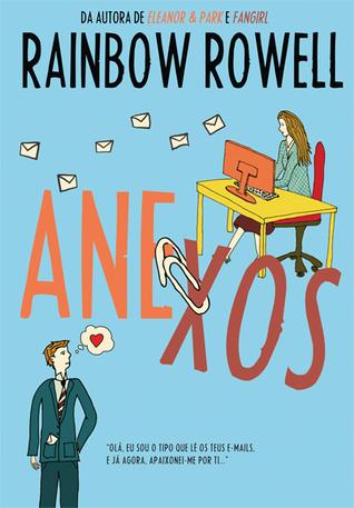 Anexos by Rainbow Rowell