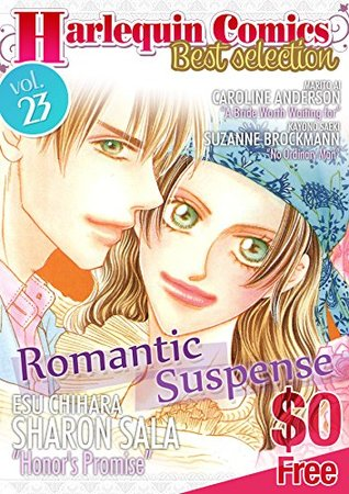 Harlequin Comics Best Selection Vol. 23 [sample]