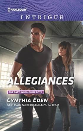 Allegiances (The Battling McGuire Boys, #6)