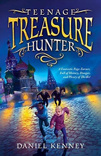 Teenage Treasure Hunter