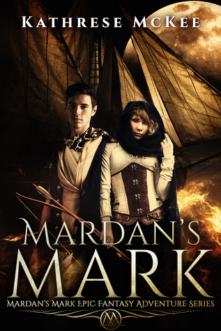 Mardan's Mark by Kathrese McKee