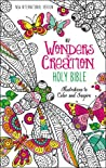 NIV, Wonders of Creation Holy Bible, Hardcover by Anonymous