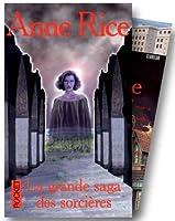 La grande saga des sorcières (#1 Le lien maléfique, #2 L'heure des sorcières, #3 Taltos)