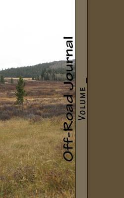 Off-Road Journal: Field Cover  by  NOT A BOOK