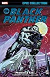 Black Panther Epic Collection Vol. 1: Panther's Rage