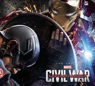 The Art of Captain America: Civil War