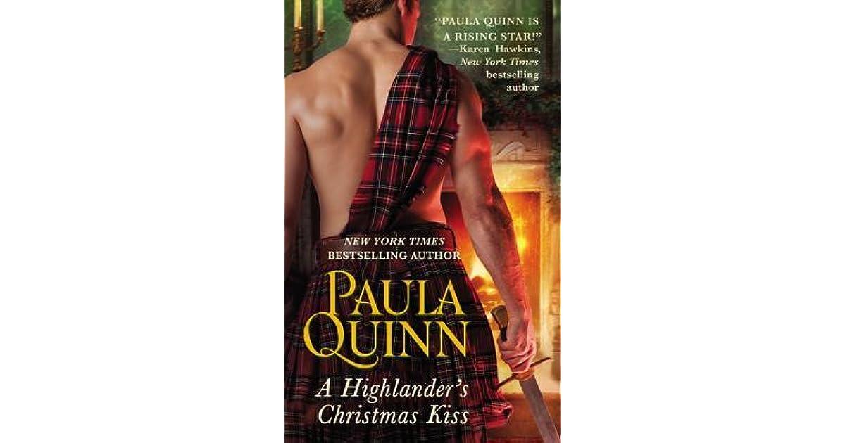 A Highlander\'s Christmas Kiss by Paula Quinn