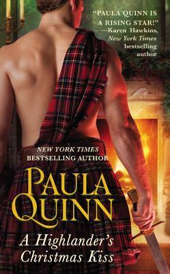 A Highlander's Christmas Kiss (The MacGregors: Highland Heirs, #5)