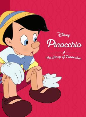 Disney Pinocchio the Story of Pinocchio