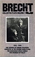 Collected Plays Volume 7