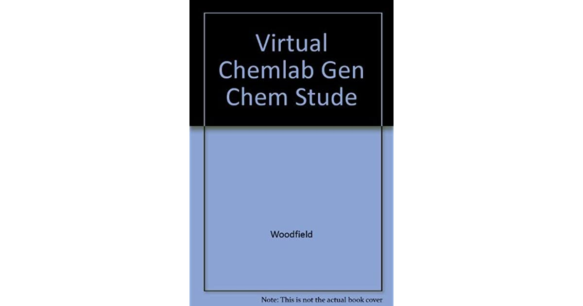 Virtual ChemLab General Chemistry Student CD 4 5 By Brian