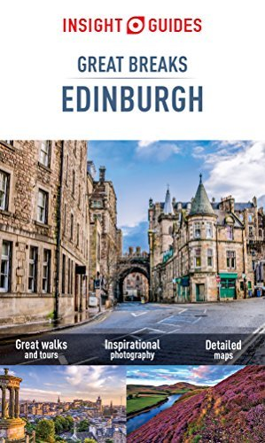 Insight Guides Great Breaks Edinburgh, 4th Edition