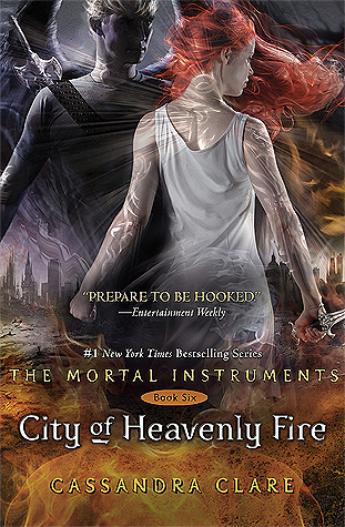City of Heavenly Fire (The Mortal Instruments #6) - Cassandra Clare