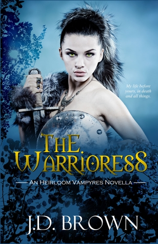 The Warrioress (Ema Marx #3.5)
