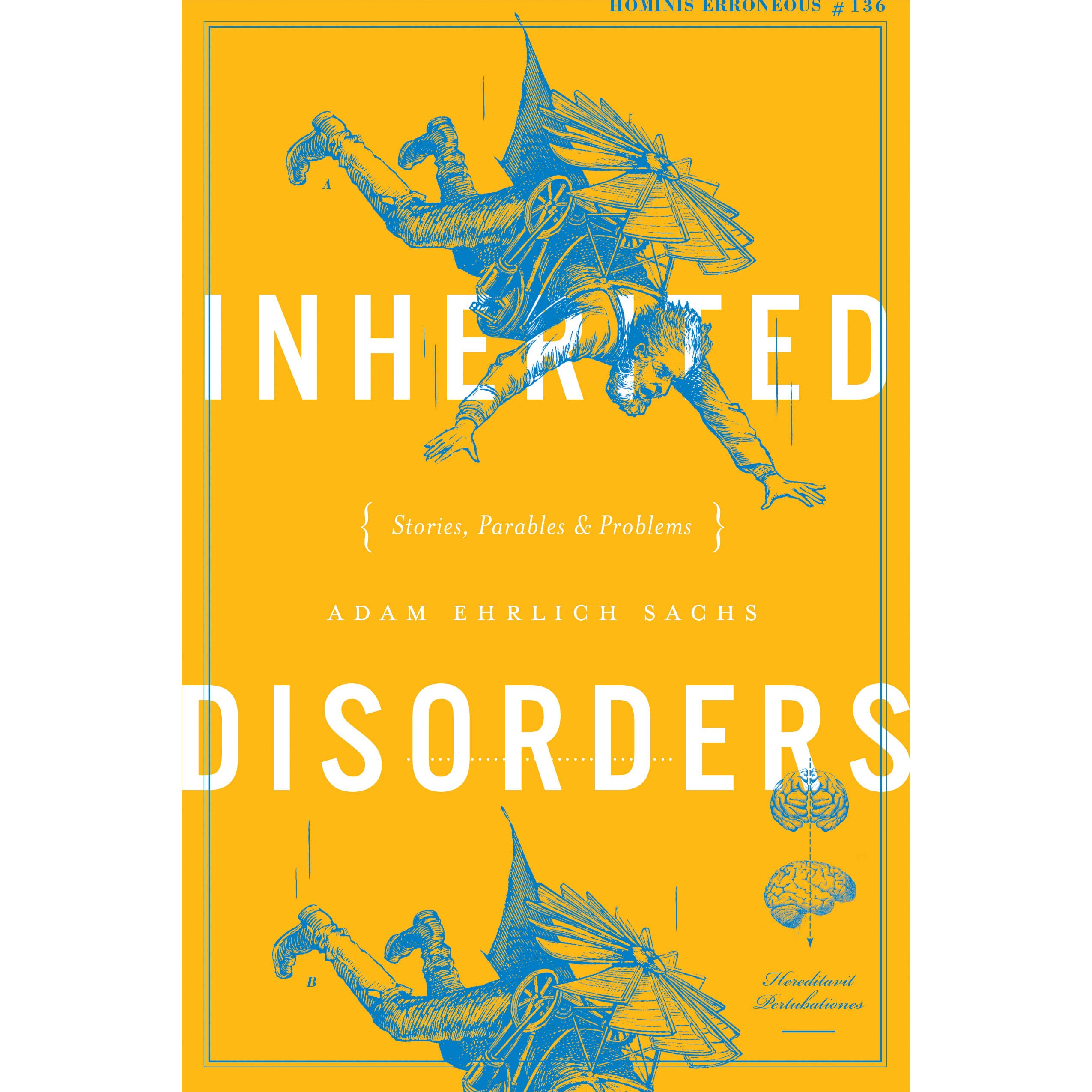 inherited disorders stories parables problems by adam ehrlich sachs