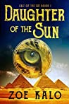 Book cover for Daughter of the Sun (Cult of the Cat #1)