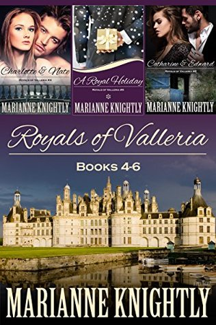 Royals of Valleria Boxed Set 2 (Royals of Valleria, #4-6)