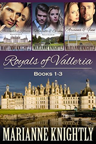 Royals of Valleria Boxed Set 1