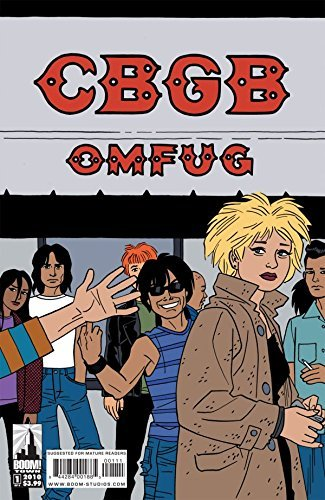 CBGB #1: Preview Kieron Gillen