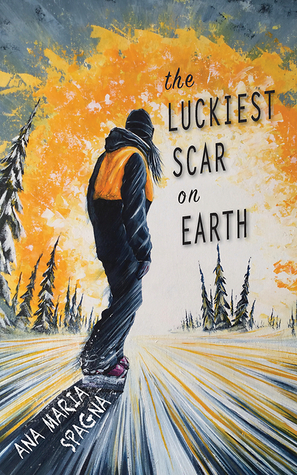 The Luckiest Scar on Earth cover art