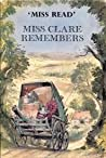 Miss Clare Remembers (Fairacre, #4)