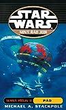 Pád (Temný příliv, #2) (Star Wars: Nový řád Jedi, #3) - Michael A. Stackpole