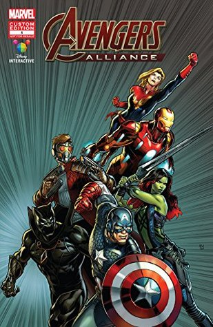 Marvel Avengers Alliance (2016) #1