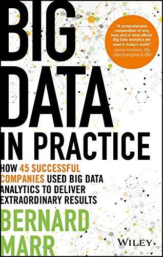 Big Data in Practice  How 45 Succes