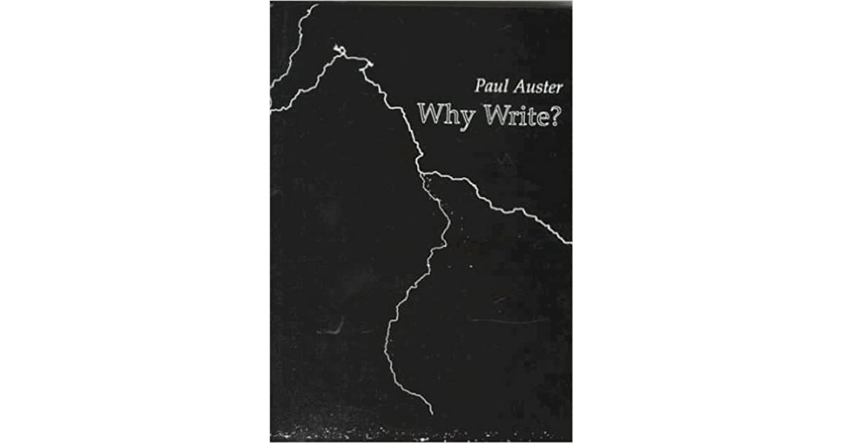 Books by Paul Auster