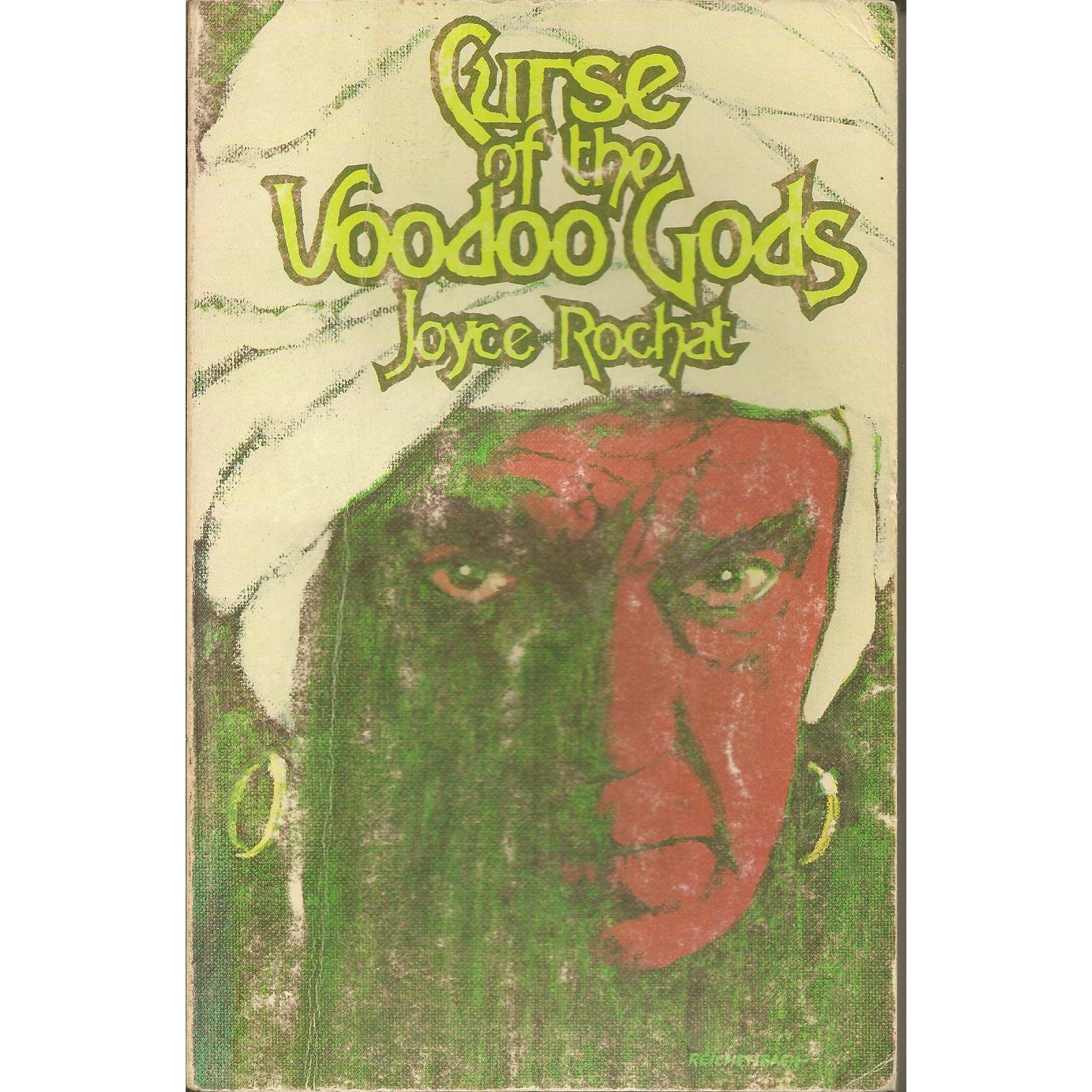 Curse of the Voodoo Gods by Joyce Rochat