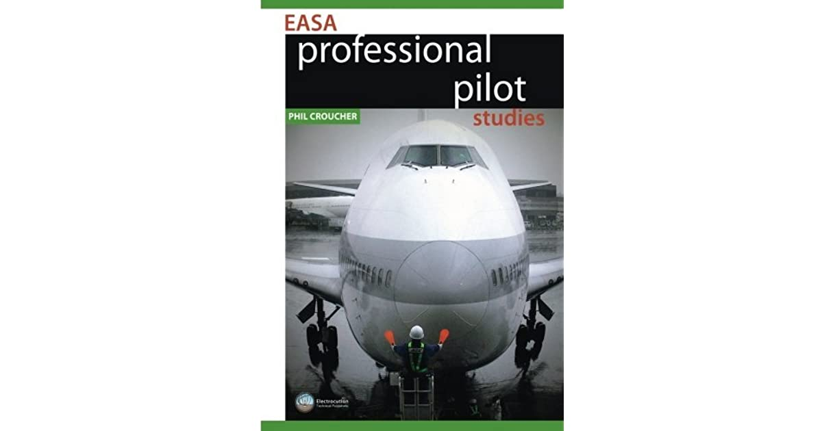 EASA Professional Pilot Studies by Phil Croucher