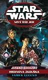 Hrdinova zkouška (Agenti chaosu, #1) (Star Wars: Nový řád Jedi, #4) - James Luceno