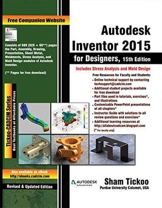 Autodesk Inventor 2015 for Designers