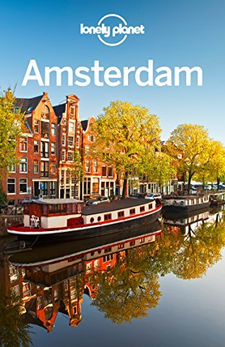 Lonely Planet Amsterdam (Travel Guide) (1)
