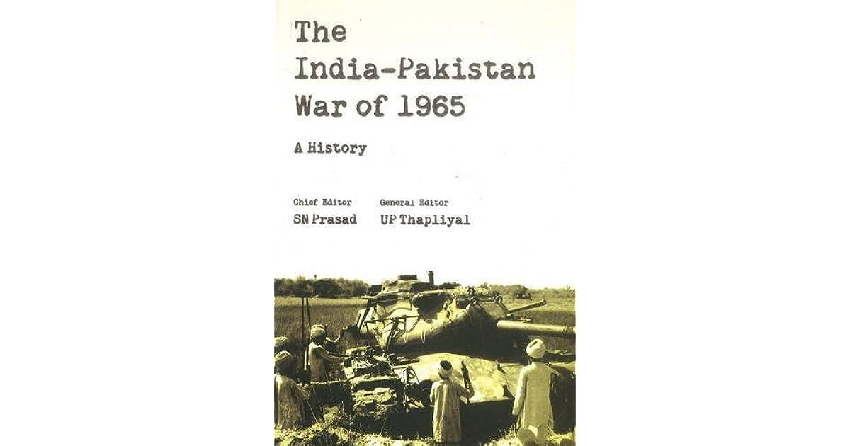 India-Pakistan War of 1965 by A N  Prasad
