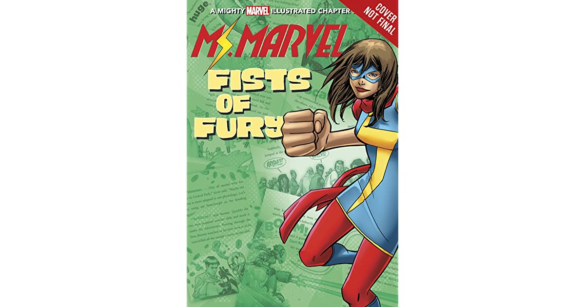 Ms  Marvel: Fists of Fury by Marvel Book Group