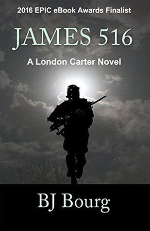 James 516: A London Carter Novel