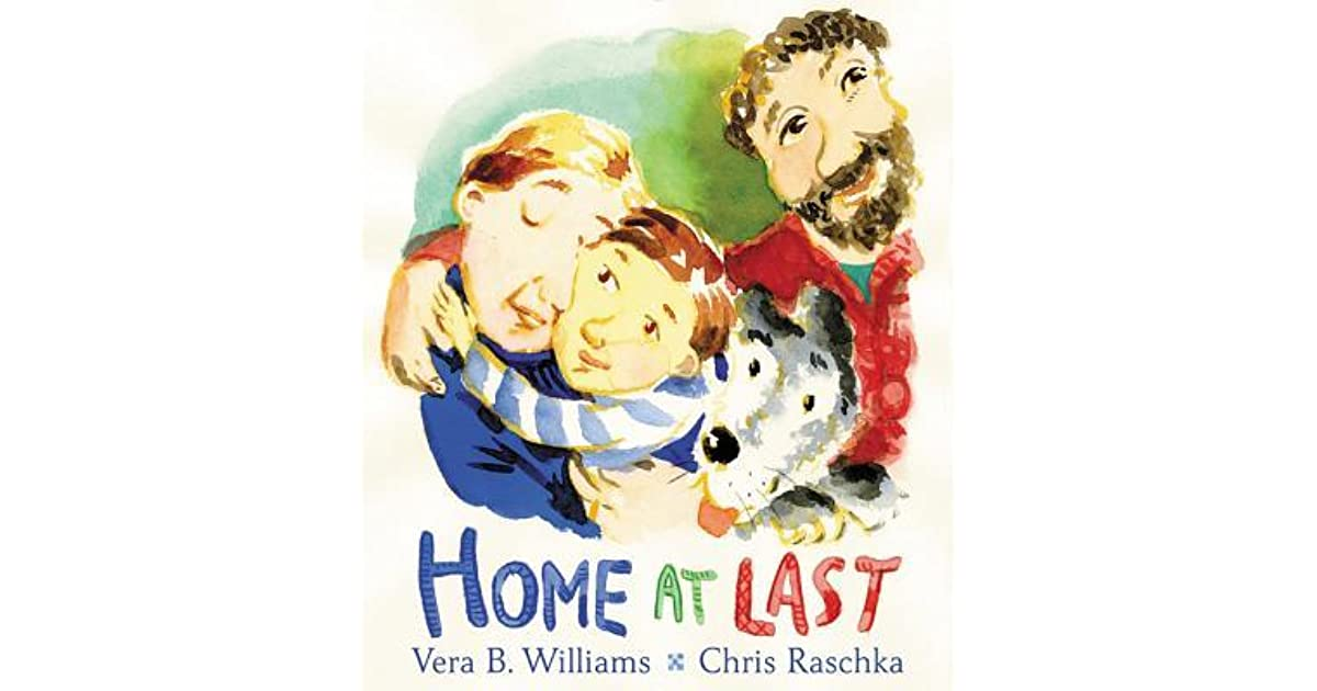 Home at Last by Vera B  Williams