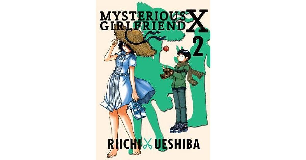 Mysterious Girlfriend X Vol 2 By Riichi Ueshiba
