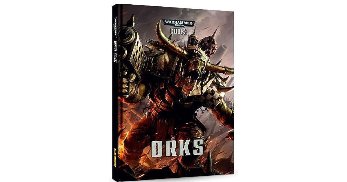Codex orks by games workshop fandeluxe Gallery