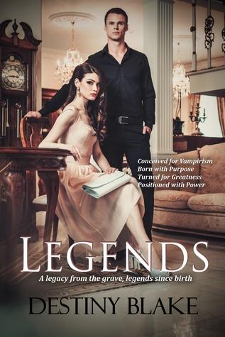 Legends (New World Order-Vampire, #1)