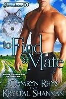 To Find a Mate: Somewhere, TX (VonBrandt Family, #4)