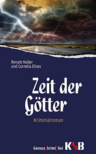 Zeit der Götter  by  Renate Naber