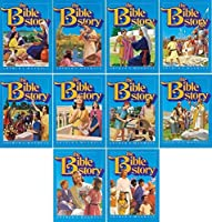 The Bible Story Complete Set of 10 Volumes NIV Version