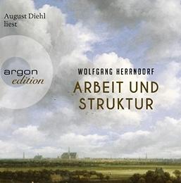 Read Arbeit Und Struktur By Wolfgang Herrndorf