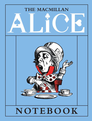 The Macmillan Alice Mad Hatter Notebook