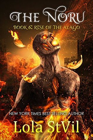 Rise of the Alago (The Noru #6)
