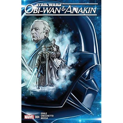 2016 Charles Soule /& Marco Checchetto Obi-Wan /& Anakin No.1 Star Wars